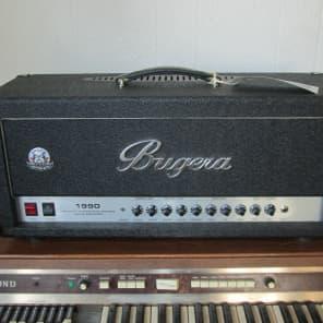 Bugera 1990 INFINIUM 120W Valve Amp Head-INFINIUM