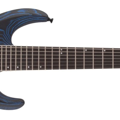 Jackson Pro Series Dinky DK2 Modern Ash HT7, Ebony Fingerboard, Baked Blue for sale