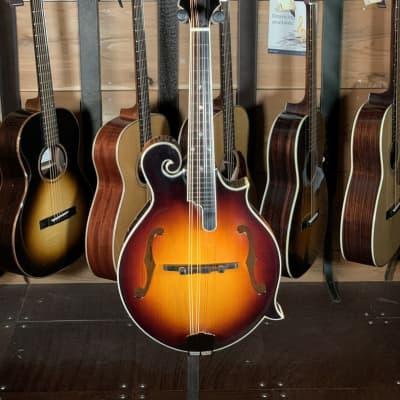 Eastman MD815-SB F-Style Mandolin w/ Sunburst #2623