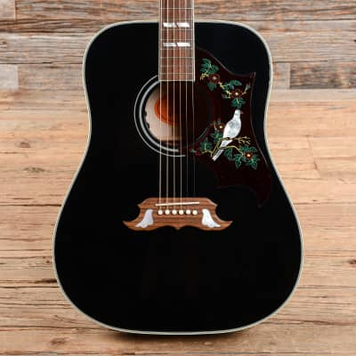 Gibson Montana Dove Black 2016
