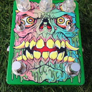 Abominable Electronics Hellmouth Overdrive Limited Edition 2017