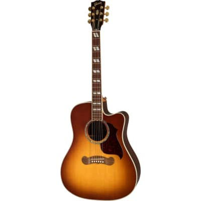 Gibson Songwriter Cutaway Limited Acoustic-Electric Guitar - Rosewood Burst for sale