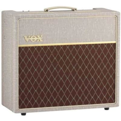 """Vox AC15 Hand-Wired 1x12"""" Tube Guitar Combo Amp w/Celestion G12M Greenback Speaker (Used/Mint)"""