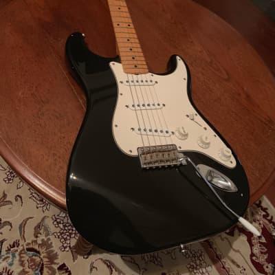 Lentz Pre-Lawsuit Stratocaster S Style 2003 Black for sale