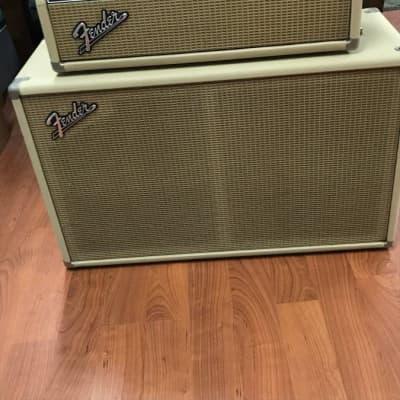 1963 Fender BandMaster Amp