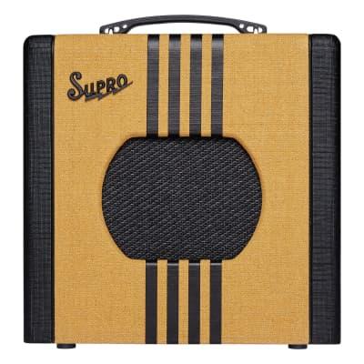 "Supro 1818 Delta King 8 1-Watt 1x8"" Guitar Combo"