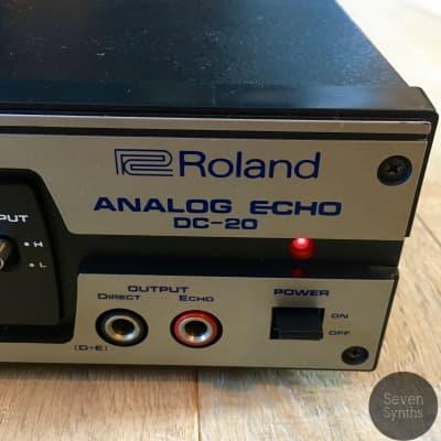 Roland DC-20 Analog Echo / Serviced