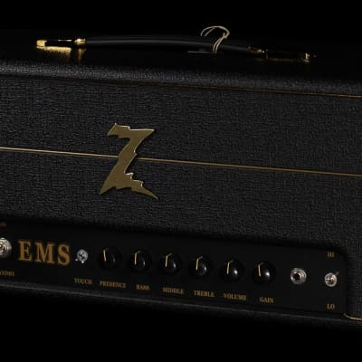 Dr. Z EMS Black 50 Watt Head
