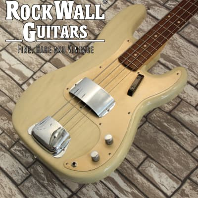 Fender Precision Bass 1959 Closet Classic Relic Custom Shop 2005 for sale