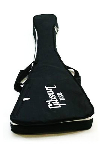 9a43a9a939 Gibson Flying V Gig Bag Black | Reverb