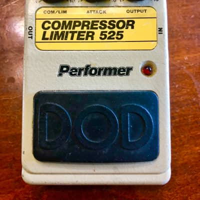 Dod Performer Compressor Limiter 525 1980 for sale