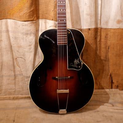 Norwood Acoustic Archtop 1940's Sunburst for sale