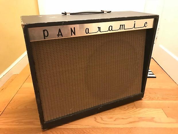 195960 Panaramic 1210 Project Magnatone Tonemaster Reverb