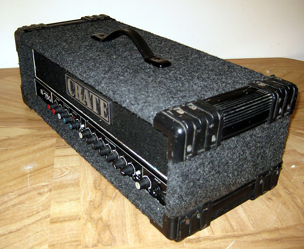 crate b150 bass amp head 150w reverb. Black Bedroom Furniture Sets. Home Design Ideas