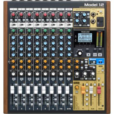 TASCAM Model 12 Multitrack Recorder / Mixer / USB Interface