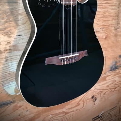 Godin Encore prototype  2020 Black HG SF