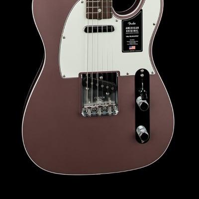 Fender American Original '60s Telecaster - Burgundy Mist Metallic #89160