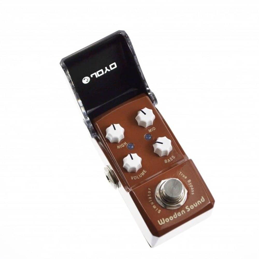 joyo jf 323 wooden sound acoustic simulator ironman mini reverb. Black Bedroom Furniture Sets. Home Design Ideas