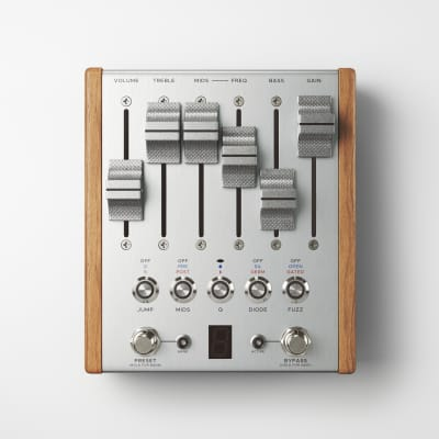 Chase Bliss Audio Pre-amp MKII Automatone (in stock!)