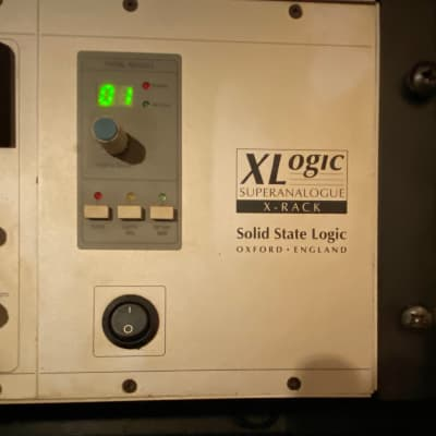 Solid State Logic X-RACK CHASSIS