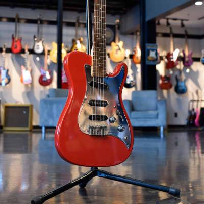 Fender Bullet Tele Red 1981 for sale