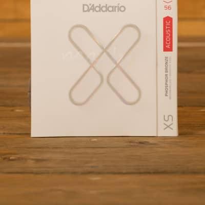 D'addario XS Acoustic Strings 13-56 Phosphor Bronze