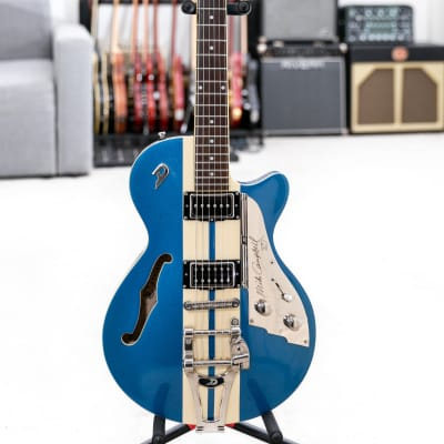 Duesenberg Mike Campbell Heartbreaker 30th Starplayer TV in Lake Placid Blue for sale