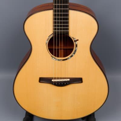 2013 Matsuda M1 Higuerilla / Italian Spruce OM Acoustic Guitar for sale