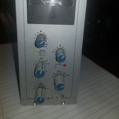 Solid State Logic XR626 X-Rack Stereo Bus Compressor Module w/Mynx Chassis
