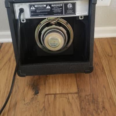 BC Rich Bronze BCR 10 practice amp for sale