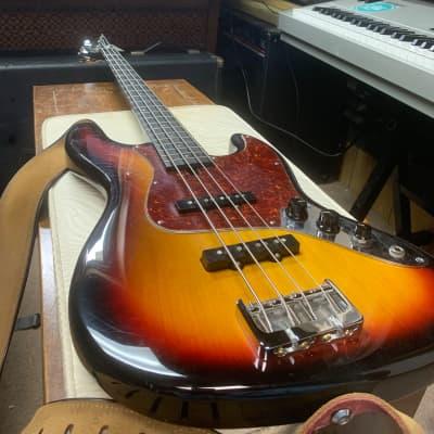 Modulus Vintage J bass 4 string for sale
