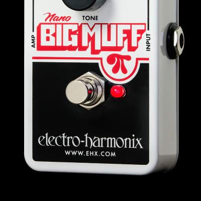 Electro-Harmonix Nano Big Muff Pi
