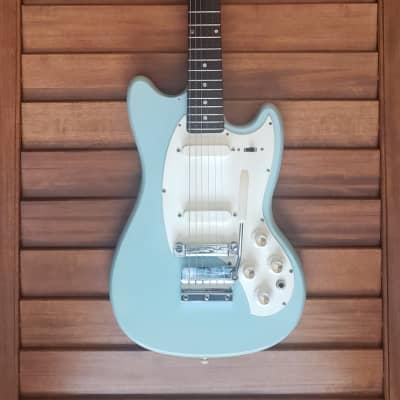 Kalamazoo KG - 2 1968 Las Vegas Blue for sale