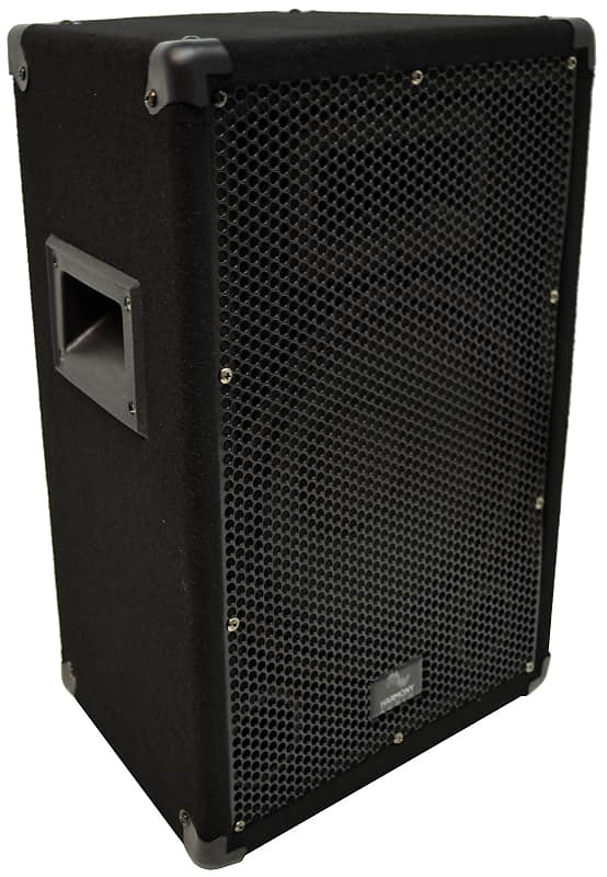 harmony audio ha v10p pro dj venue series 10 passive reverb. Black Bedroom Furniture Sets. Home Design Ideas