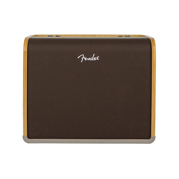 fender acoustic pro guitar amp 1x12 combo amplifier with 200 reverb. Black Bedroom Furniture Sets. Home Design Ideas