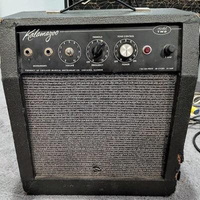 Kalamazoo Model 2  1960s for sale