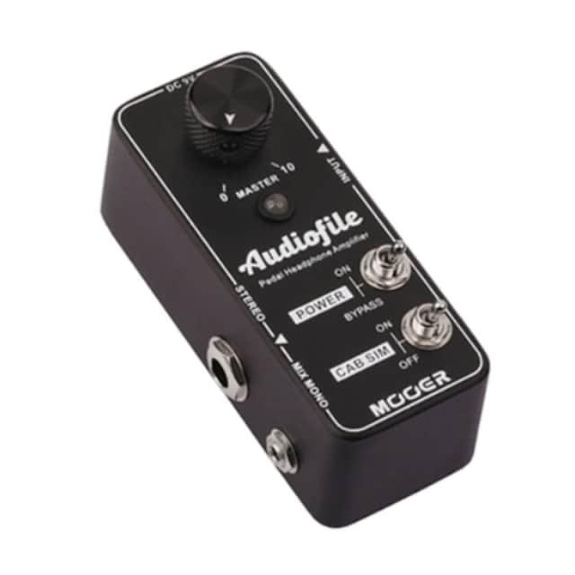 Mooer Audiofile Headphone Amplifier Pedal NEW Release! image