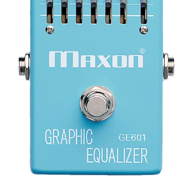 Maxon GE601 Graphic Equalizer for sale