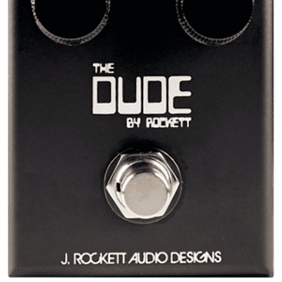 J. Rockett Audio Designs / The Dude Overdrive for sale