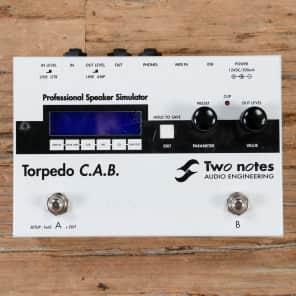 Two Notes Torpedo C.A.B. Speaker Simulator Pedal