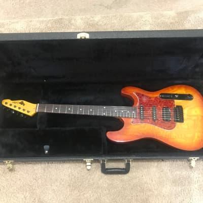 St. Blues ST Custom Burst for sale