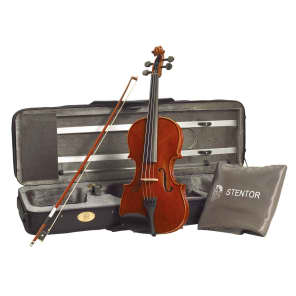 Fiddlerman Concert 4/4 Violin Outfit | Reverb