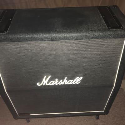 Marshall Marshall 1960A 4x12 300W Angled Guitar Cabinet