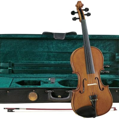 Cremona SV-175 Premier Student 4/4 Full-Size Violin Outfit