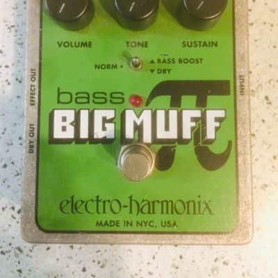 Electro-Harmonix Deluxe Big Muff Pi
