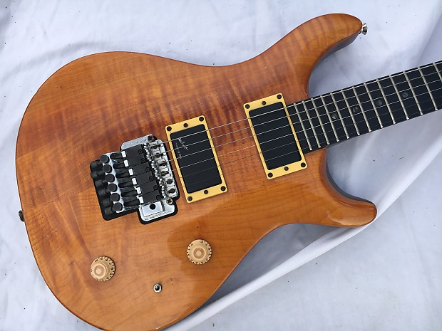 Washburn Rs 10v Prs Copy Electric Guitar Nice B Major