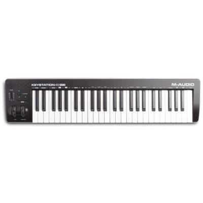 M-Audio Keystation 49 MK3 USB MIDI Controller, 49-Key