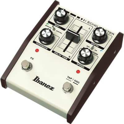 Ibanez ES3 Echo Shifter Delay Guitar Effects Pedal