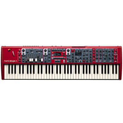 Nord Stage 3 Compact Ultra-light 73-key Stage Piano