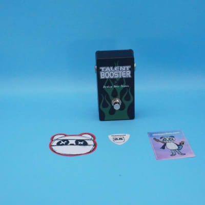 Zombie Box Pedals Talent Booster | Fast Shipping!